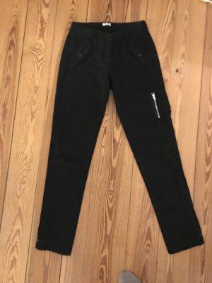 Miu Miu Pantalon fuselé noir