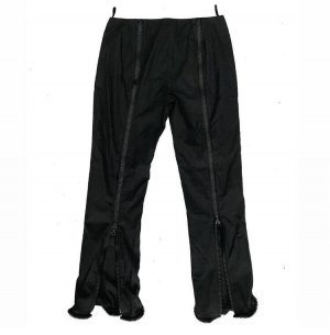 Miu Miu Pantalone a 7/8 nero