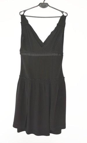 Miu Miu Kleid Seidenkleid stufig Raffiniert Gr. DE 36 S IT 42