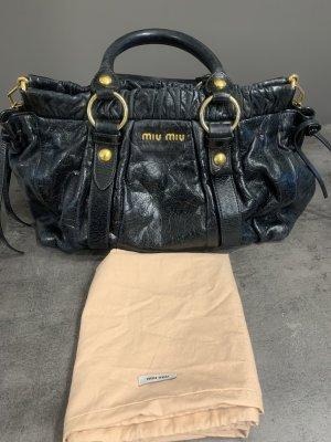 Miu Miu Leder Handtasche