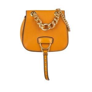Miu Miu Madras Dahlia Leather Crossbody Bag