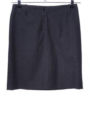 Miu Miu Spódnica mini jasnoszary Melanżowy W stylu biznesowym