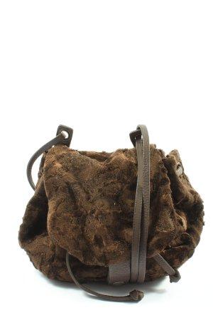 Miu Miu Mini Bag brown casual look