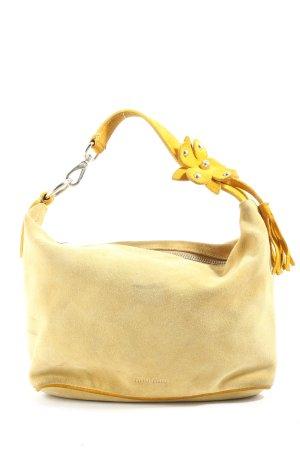 Miu Miu Mini sac jaune primevère style décontracté