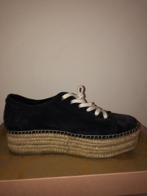 Miu miu Plateau espadrille sneakers