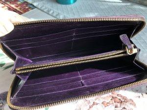 Miu Miu Portemonnaie lila