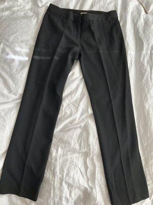 Miu Miu Pantalone a sigaretta nero