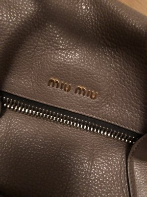 Miu Miu Shopper Bamboo