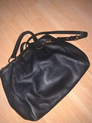 Miu Miu Shopper noir cuir