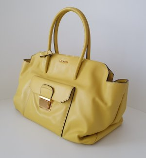 Miu Miu Shopping Bag Tragetasche Vitello Soft Ananas