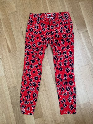 Miu Miu Pantalone a 7/8 multicolore