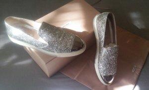 Miu Miu Slip-on Sneaker