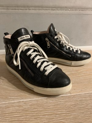 Miu Miu sneaker schwarz 37,5 38
