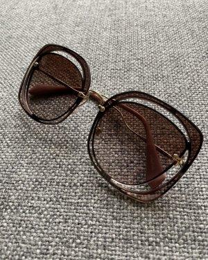 Miu Miu Sonnenbrille 'Scenique'