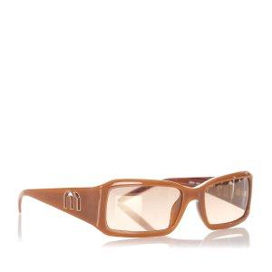Miu Miu Gafas de sol marrón