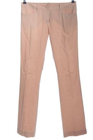 Miu Miu Pantalone jersey color carne stile casual