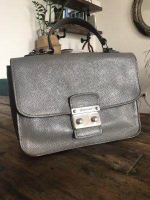Miu Miu Bolso gris-gris claro
