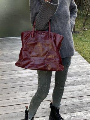 Miu Miu Tote Bag Shopper bordeaux  Top-Zustand