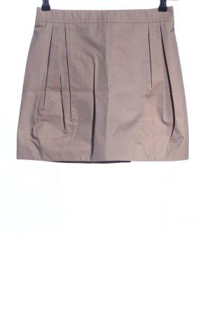 Miu Miu Wraparound Skirt brown casual look