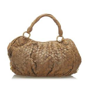 Miu Miu Handbag brown leather