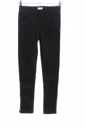 MIX YOUR STYLE Skinny Jeans schwarz Casual-Look
