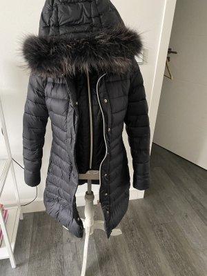 mixture Manteau en duvet noir