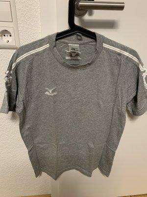 Mizuno T-shirt grigio chiaro