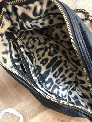 Mizzi Liebeskind Berlin Ledertasche Schwarz Chain Collection