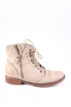 Mjus Ankle Boots creme Casual-Look