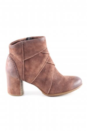 Mjus Ankle Boots braun Casual-Look