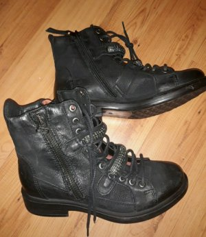 Mjus Ankle Boots black