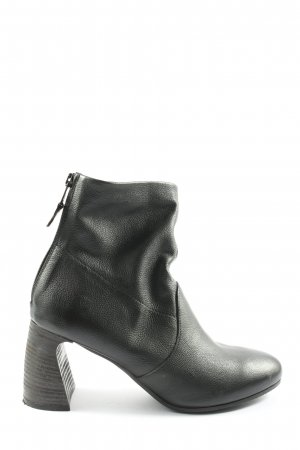 Mjus Reißverschluss-Stiefeletten schwarz Casual-Look