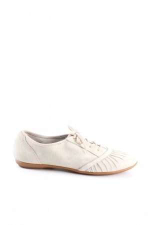 Mjus Lace Shoes white casual look