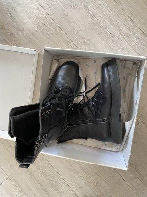 Mjus Lace-up Boots black