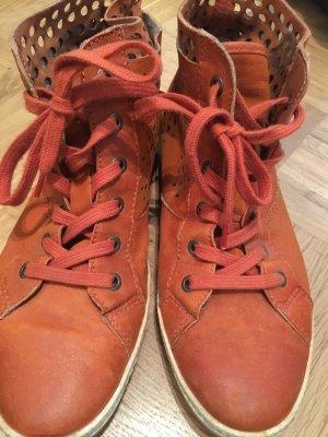 MJUS Sneaker High in Rost Braun Gr 41