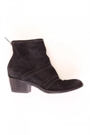 Mjus Stiefeletten Größe 38 neuwertig schwarz aus Leder