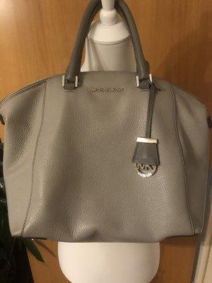 MK Handtasche grau