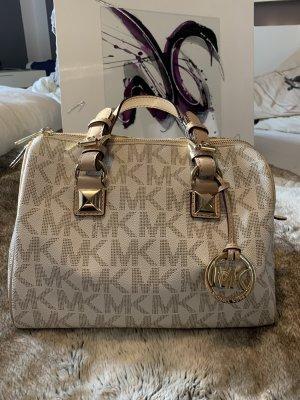 MK Handtasche weiß