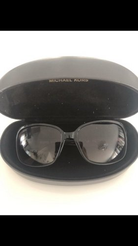 Michael Kors Occhiale da sole ovale marrone