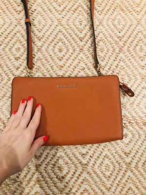 Michael Kors Sac bandoulière orange