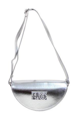 Mm6 By Maison Margiela Umhängetasche in Silber
