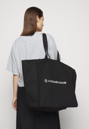 MM6 Maison Margiela Shopper mit Logo-Print