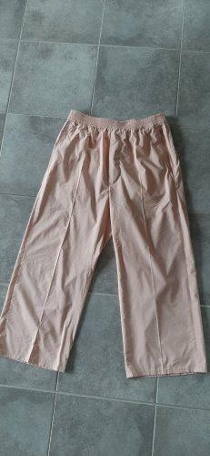 MM6 MAISON MARTIN MARGIELA culotte capri hose pants altrosa rosé gr.36