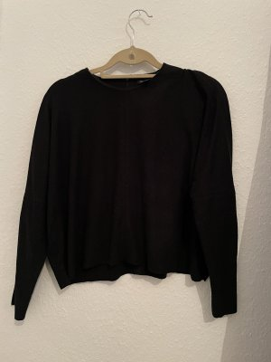 Mango Oversized Sweater black