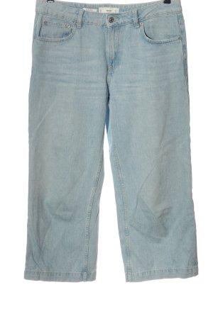 MNG 3/4 Jeans blau Casual-Look