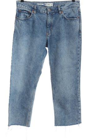 MNG 7/8 Jeans blau Casual-Look