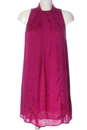 MNG A-Linien Kleid pink Elegant