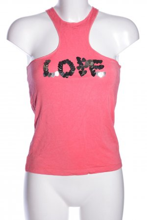 MNG Sporttop pink Casual-Look