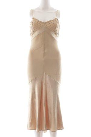 MNG Abendkleid nude Elegant