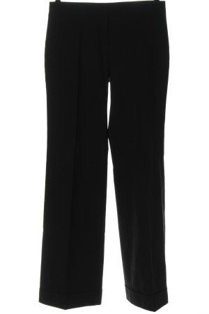 MNG Pantalón de vestir negro look casual